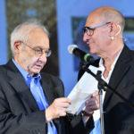 Aldo Albano presidente Fitel con Stefano Masciarelli