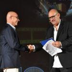 Andrea Portante RAI Gold con Stefano Masciarelli