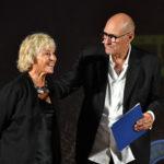 Cinzia Th Torrini regista con Stefano Masciarelli