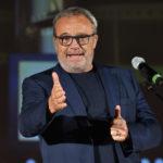 Claudio Amendola premio speciale alla carriera