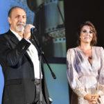 Enzo De Camillis con Mavina Graziani