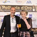 Enzo De Camillis con la Casting Rita Forzano