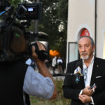 Enzo De Camillis presidente de La Pellicola dOro