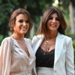 Le attrici Mavina Graziani e Giovanna Rei