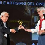 Maurizio Amati premia alla carriera Blasco Giurato