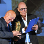 Stefano Del Ferraro realizzaztore del premio