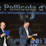 Stefano Masciarelli con Paolo Masini