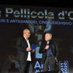 Stefano Masciarelli con il produttore Bruno Altissimi