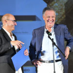 Stefano Masciarelli con il produttore Matteo Levi
