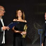 Stefano Masciarelli la Produttrice Marina Marzotto e Bruno Altissimi