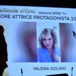 Valeria Golino per il film TUTTO IL MIO FOLLE AMORE