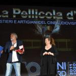 da sx. Stefano Masciarelli Roberto Ricci Cristina Priarone Mavina Graziani.