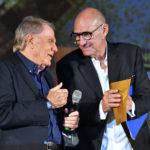 da sx. il produttore Bruno ALtissimi con Stefano Masciarelli