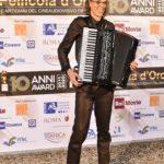 il maestro di musica Diego Trivellini