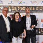 il produttore esecutivo Francesco Martino De Carles con la Moglie Tiziana