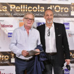 attore Antonello Fassaari con Enzo De Camillis