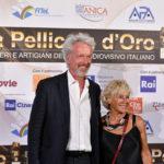 attore Ralph Palka con la regista Cinzia th Torrini