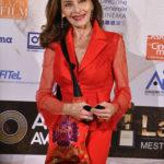 attrice Maria Rosaria Omaggio